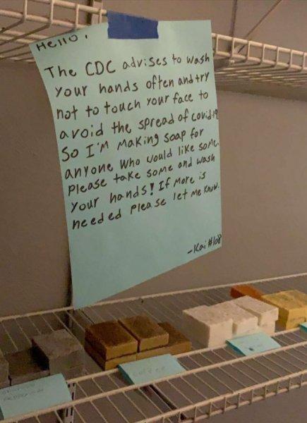 Борьба с коронавирусом, которая вышибет из вас слезу