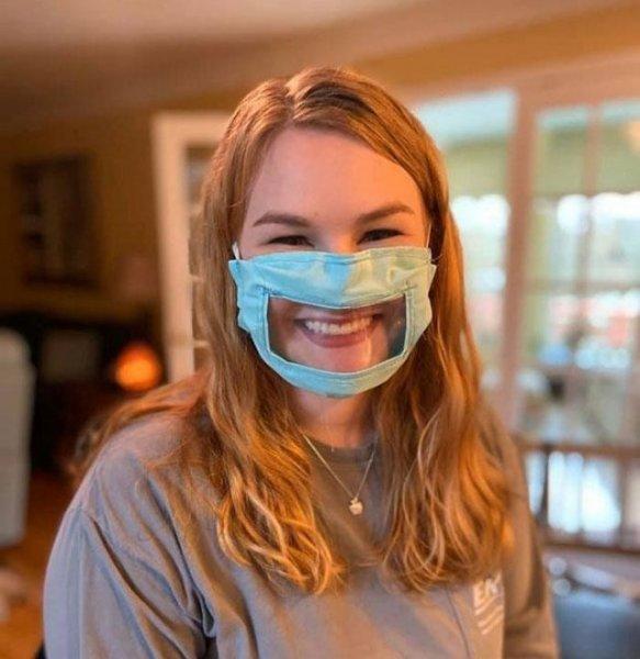 Подборка необычных и забавных защитных масок