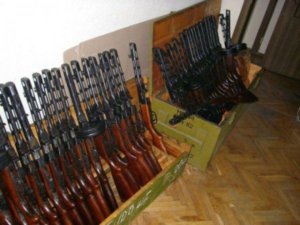 Куда делись миллионы автоматов ППШ, после того как на вооружение приняли АК