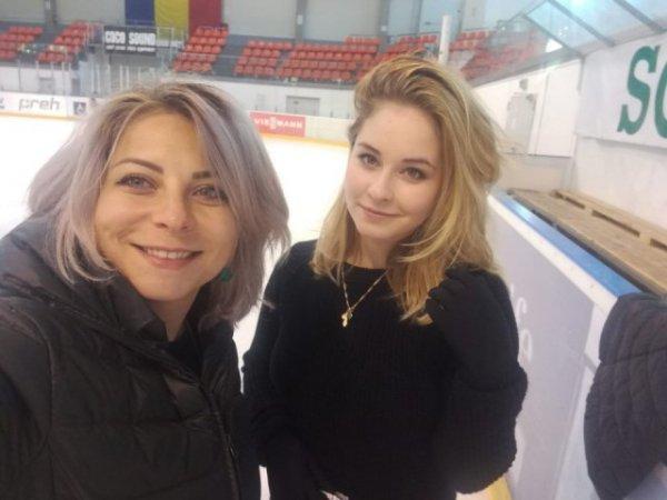 Олимпийская чемпионка Юлия Липницкая впервые стала мамой