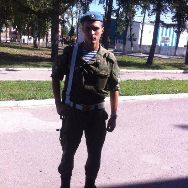 Десантник поделился впечатлениями от своего опыта службы в ВДВ
