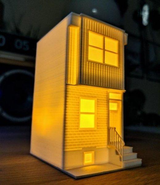 Когда есть 3D-принтер, то любые фантазии осуществимы