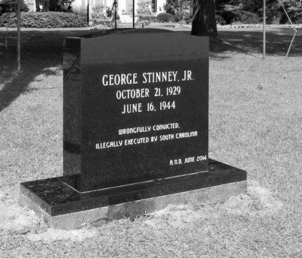 История 14-летнего Джорджа Стинни, которого казнили по ошибке