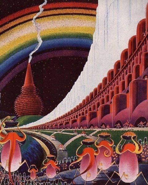 Каким представляли будущее в XX веке