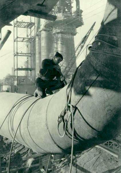 СССР 1930-х глазами Маргарет Бурк-Уайт, американской женщины-фотографа
