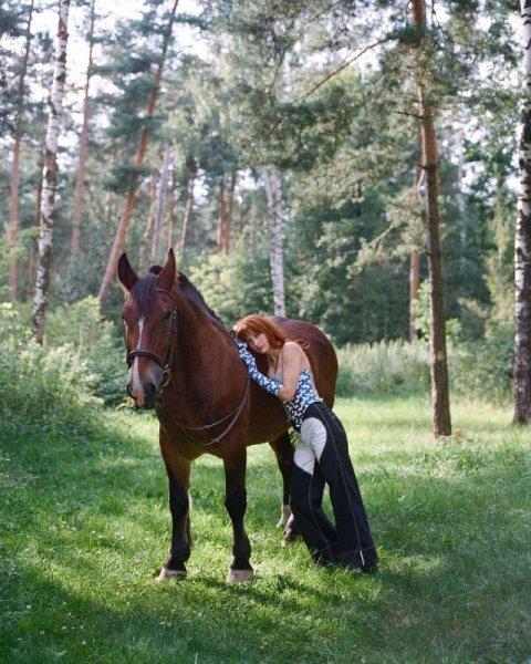 Муся Тотибадзе - новая девушка блогера Антона Лапенко