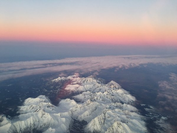 Оказывается, пилоты пассажирских авиалайнеров — лучшие фотографы