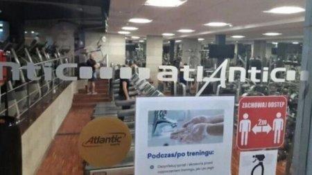 В Польше владельцы фитнес-клуба объявили заведение церковью, стараясь не попасть под карантин