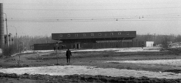 Атмосферные кадры: пивные времен Советского Союза