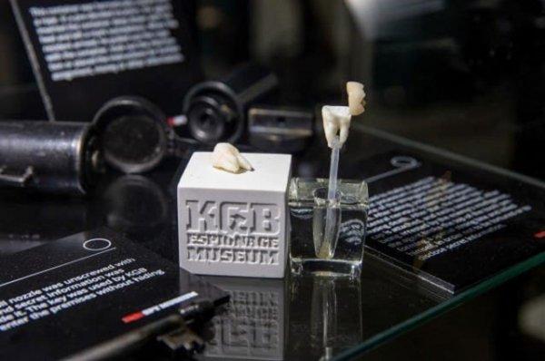 Коллекционер Юлиус Урбайтис выставил на аукцион советские гаджеты агентов КГБ