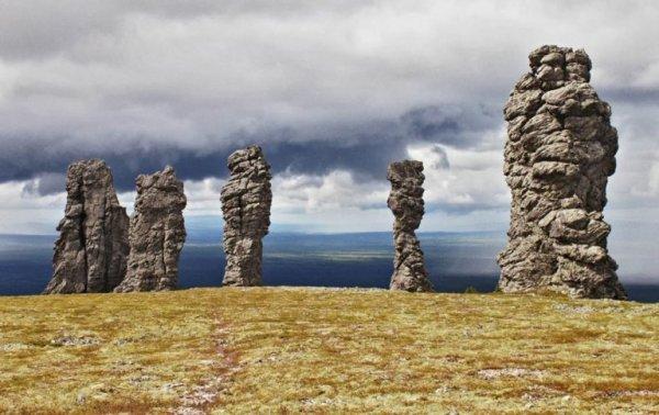 Красота и многогранность природы России