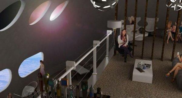 Концепты космо-отеля Voyager Station, который планируют вывести на орбиту к 2027 году
