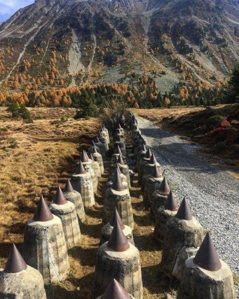 Заброшенные военные объекты из разных уголков мира
