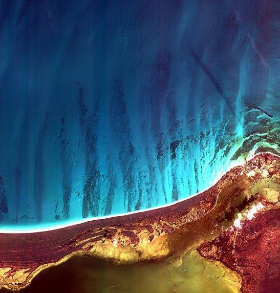 Наша прекрасная планета — вид с орбиты