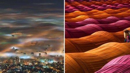 15 фотографий без фотошопа, где реальность граничит с иллюзией