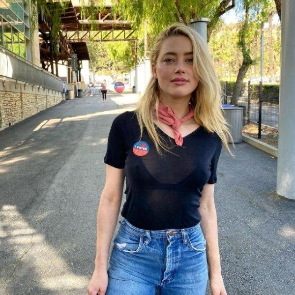 Эмбер Херд - девушка, сломавшая жизнь Джонни Деппу