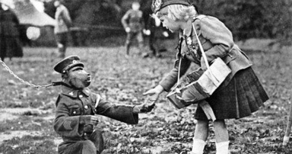 История капрала Джеки — самого необычного героя Первой мировой войны