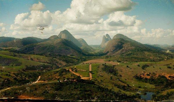 Кофейные плантации в Бразилии